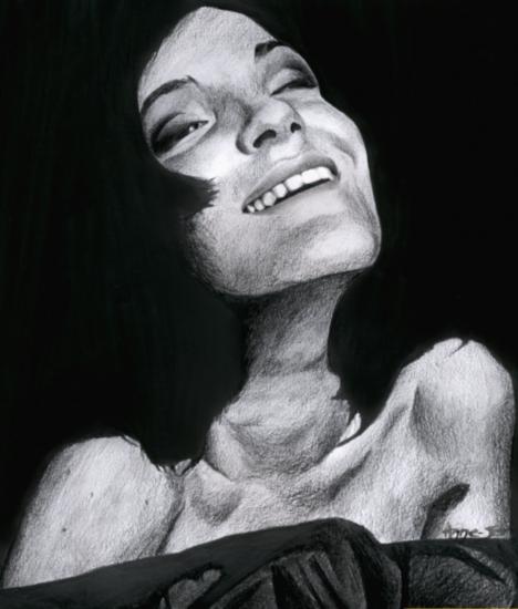 Romy Schneider by Annasofia